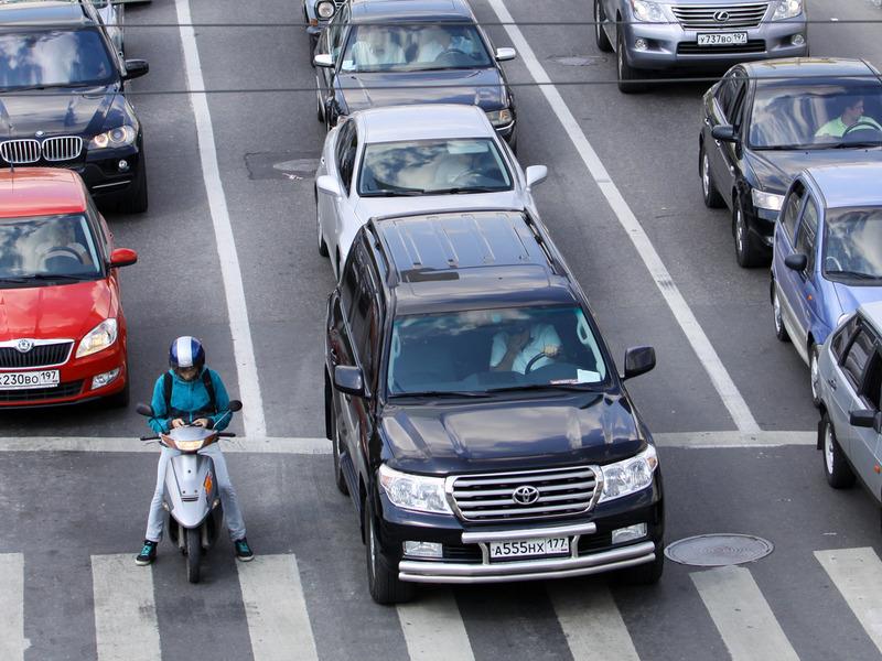 Участник дорожного движения