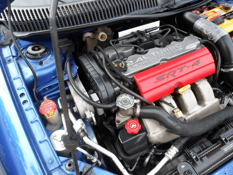 chrysler_dohc_2_4_neon_turbo_engine