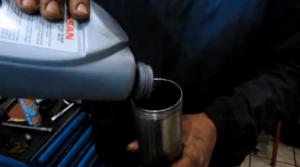 Замена масла в МКПП Nissan Qashqai