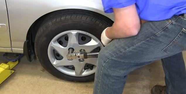 Замена шруса Hyundai Elantra